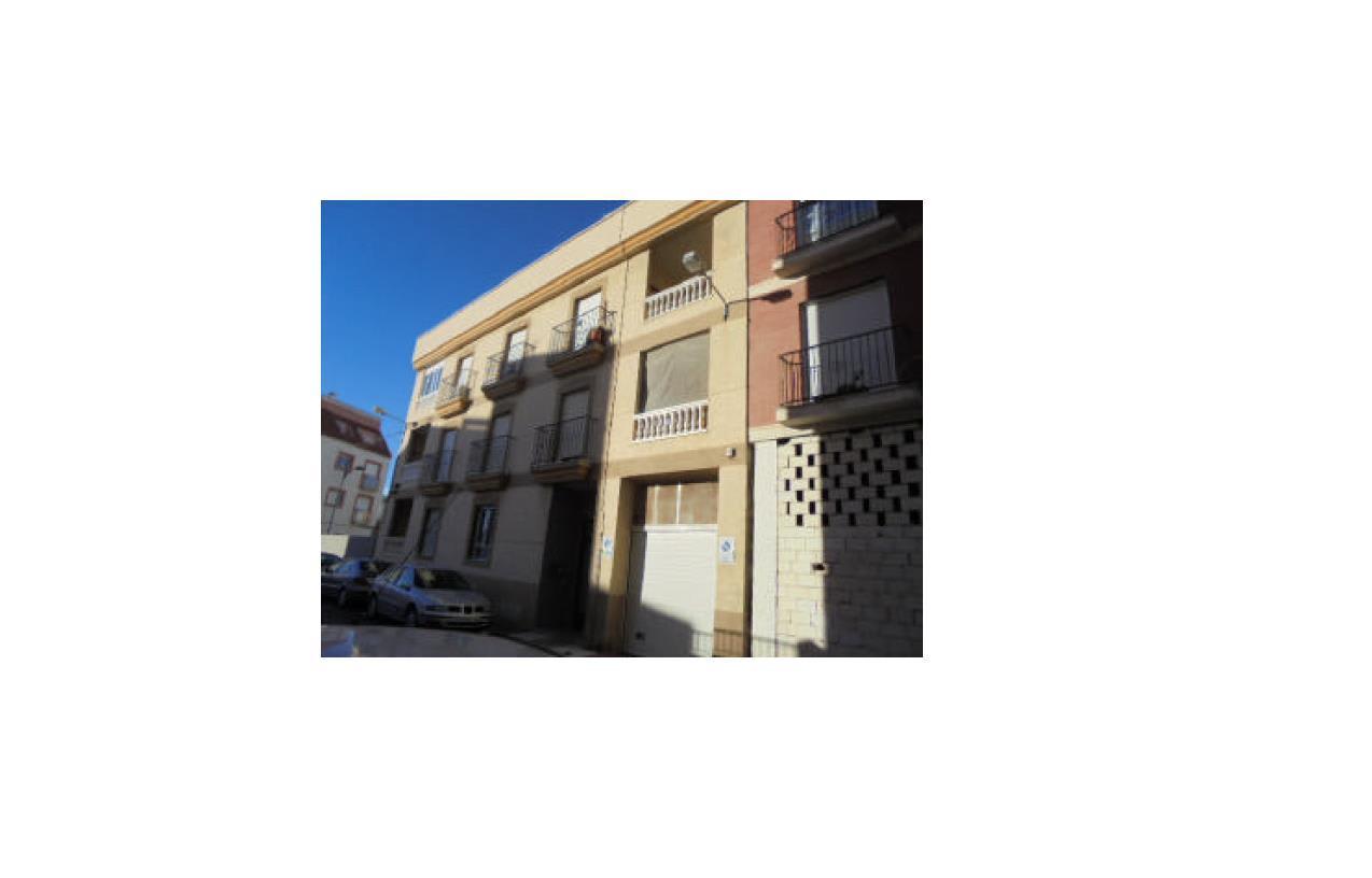 Piso en venta en Los Depósitos, Roquetas de Mar, Almería, Calle Dulcinea, 51.800 €, 2 habitaciones, 1 baño, 91 m2