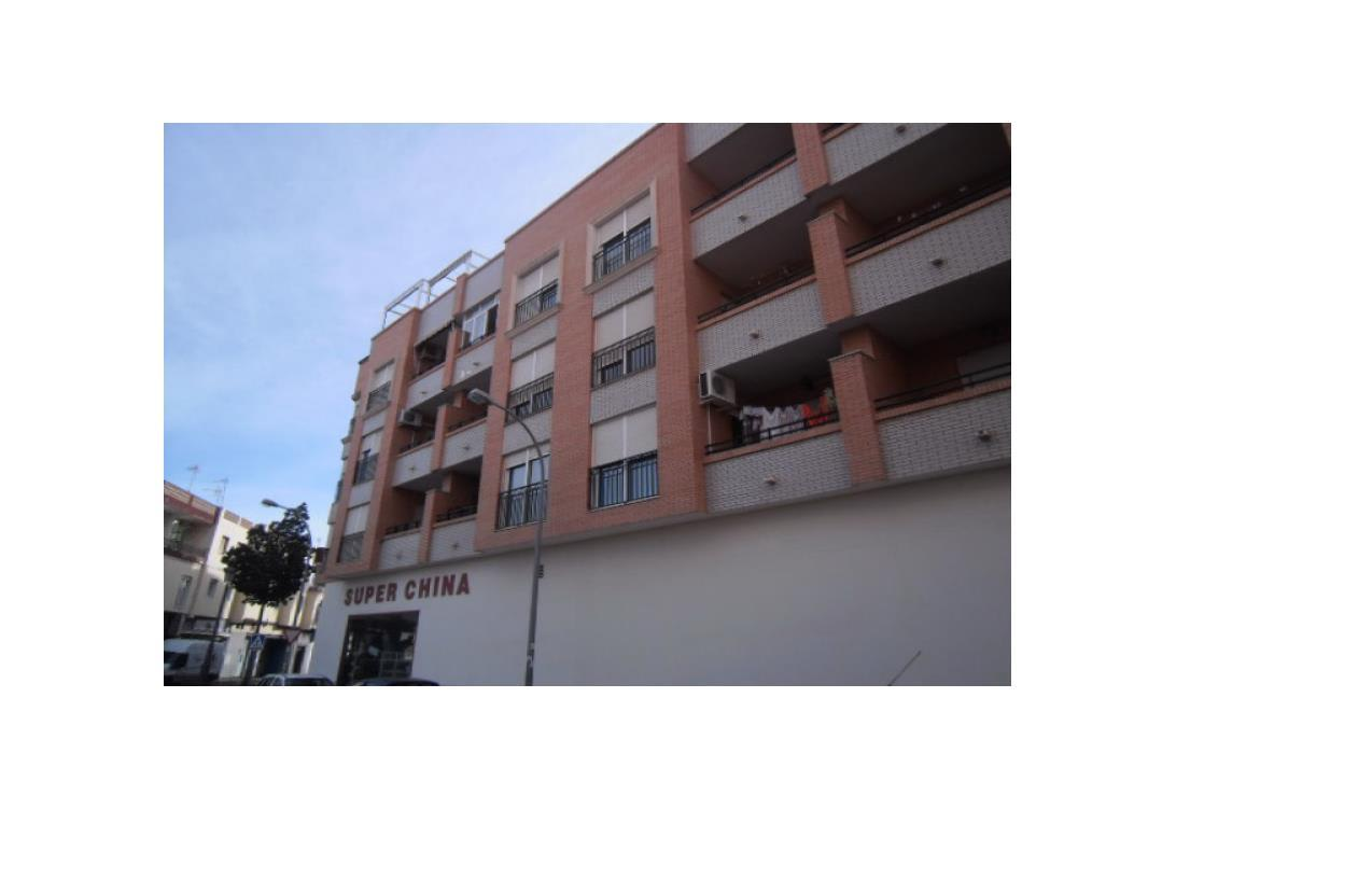 Piso en venta en Los Depósitos, Roquetas de Mar, Almería, Avenida Albuñol, 63.400 €, 3 habitaciones, 2 baños, 109 m2