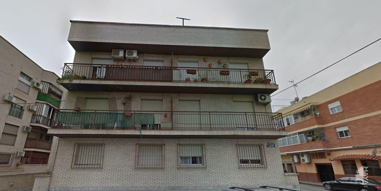 Piso en venta en Murcia, Murcia, Calle Mariano Caballero, 133.161 €, 3 habitaciones, 3 baños, 107 m2