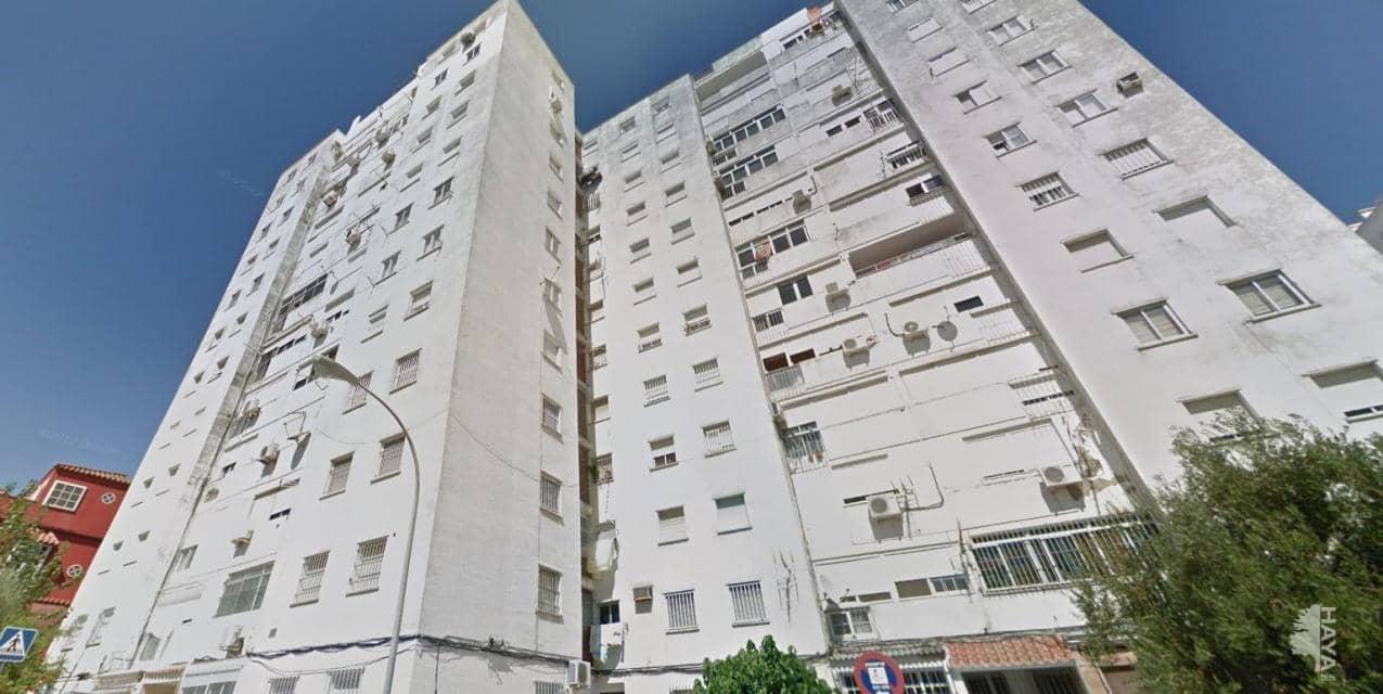 Piso en venta en Los Albarizones, Jerez de la Frontera, Cádiz, Calle Vista Alegre, 35.560 €, 3 habitaciones, 1 baño, 67 m2