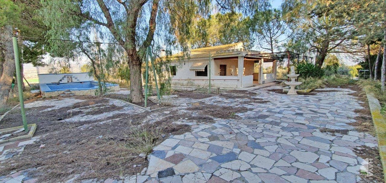 Casa en venta en Elda, Alicante, Calle Partida Cuesta la Bodega, 193.700 €, 3 habitaciones, 1 baño, 245 m2