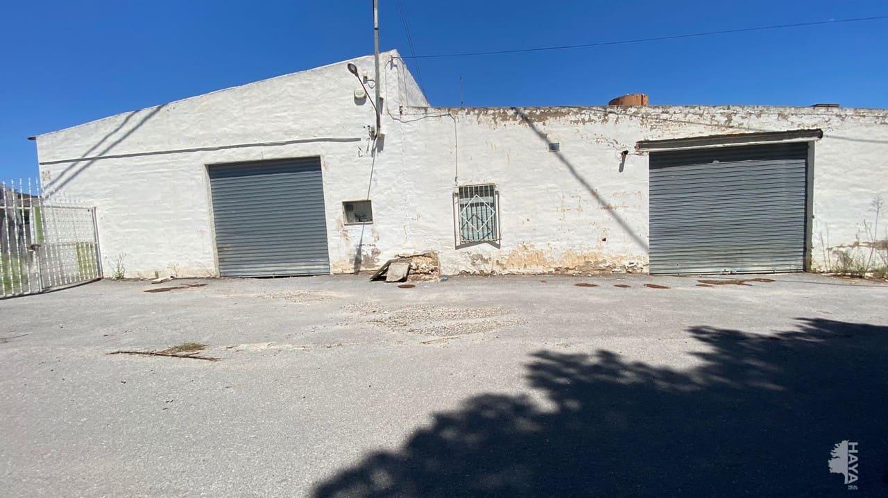 Industrial en venta en Elda, Alicante, Calle Partida El Chorrillo, 113.700 €, 563 m2