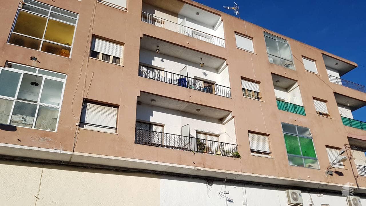 Piso en venta en San Antón, Orihuela, Alicante, Avenida San Jose, 34.000 €, 3 habitaciones, 1 baño, 83 m2