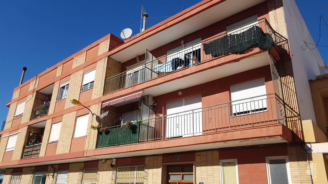 Piso en venta en Rabaloche, Orihuela, Alicante, Plaza Nueva, 41.000 €, 2 habitaciones, 1 baño, 107 m2