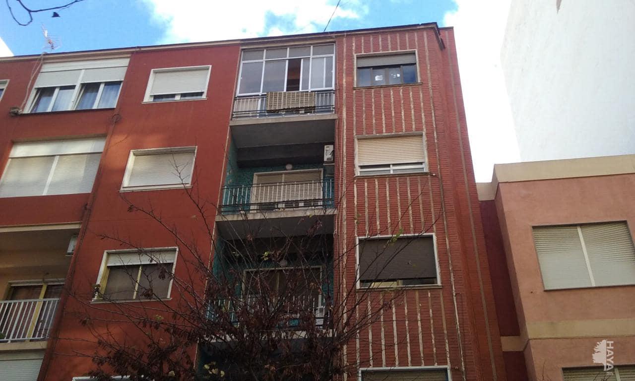 Piso en venta en Cartagena, Murcia, Calle Jimenez de la Espada, 107.400 €, 4 habitaciones, 2 baños, 122 m2