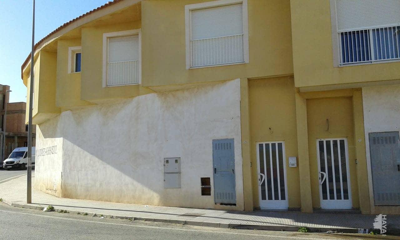 Piso en venta en Diputación de la Aljorra, Cartagena, Murcia, Calle Francisco Bernal-aljorra, 73.526 €, 3 habitaciones, 2 baños, 123 m2