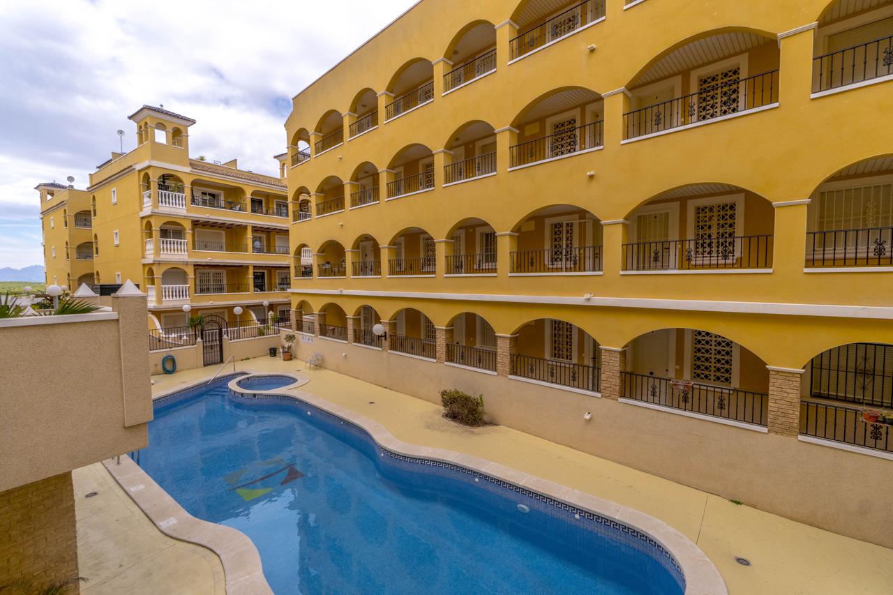 Piso en venta en Algorfa, Algorfa, Alicante, Calle Donantes, 50.000 €, 2 habitaciones, 1 baño, 64 m2