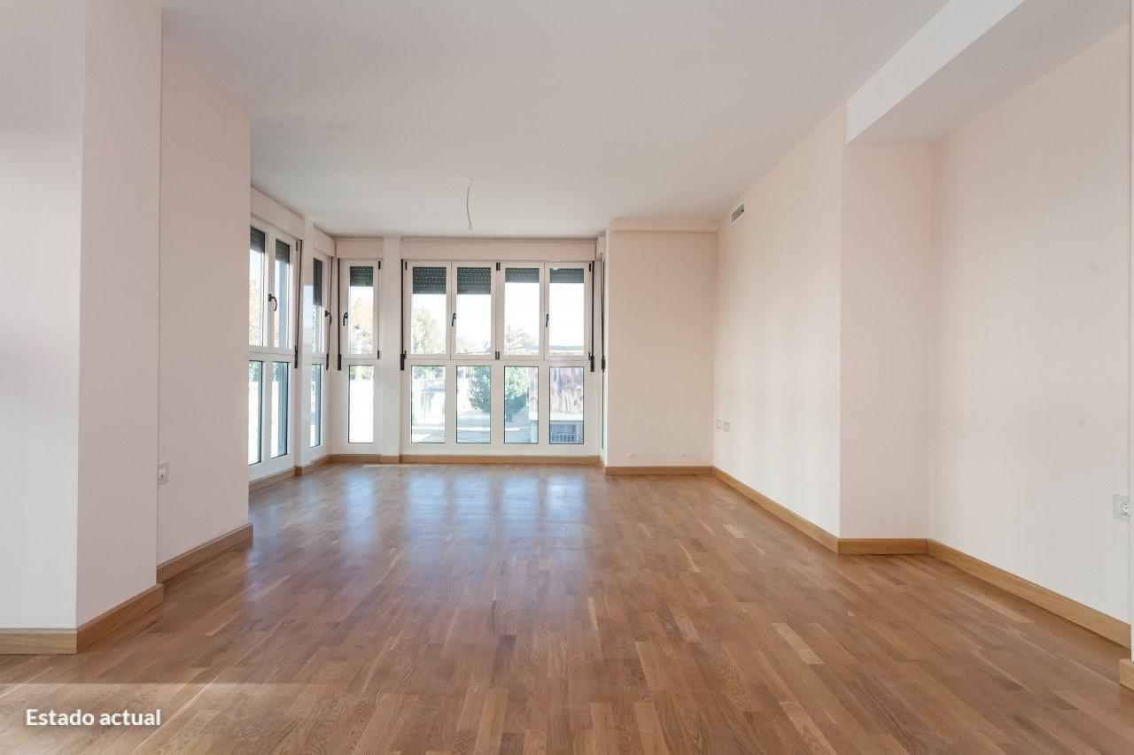 Piso en venta en Segorbe, Castellón, Calle Monseñor Romualdo Amigo Ferrer, 100.000 €, 2 habitaciones, 2 baños, 158 m2