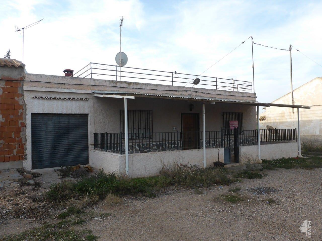 Casa en venta en Fuente Álamo de Murcia, Murcia, Pasaje la Casicas-la Pinilla, 45.904 €, 3 habitaciones, 3 baños, 197 m2