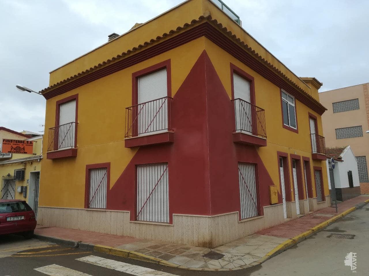Piso en venta en Pulpí, Almería, Calle la Hoya, 44.384 €, 2 habitaciones, 1 baño, 57 m2