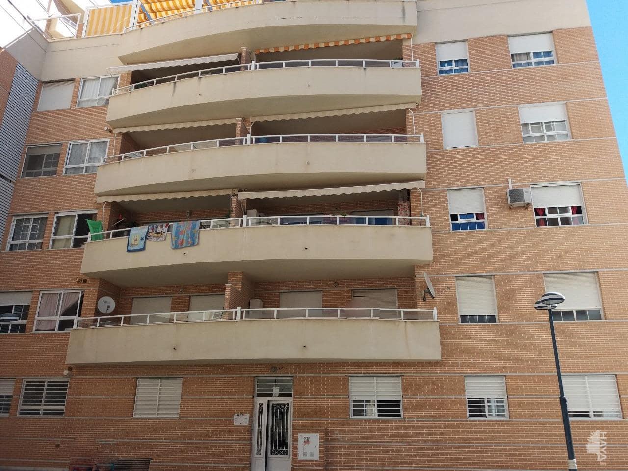 Piso en venta en Piso en Adra, Almería, 120.850 €, 3 habitaciones, 1 baño, 127 m2