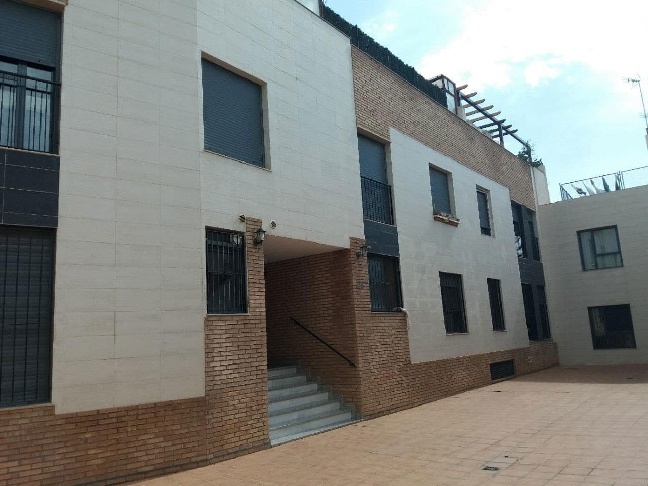 Piso en venta en Huércal de Almería, Almería, Calle Ferrocarril, 80.000 €, 3 habitaciones, 1 baño, 166 m2