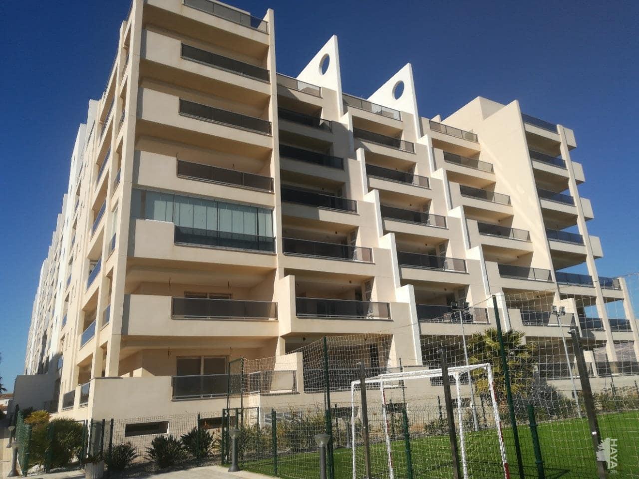 Piso en venta en Roquetas de Mar, Almería, Calle Santa Marta, 332.602 €, 3 habitaciones, 2 baños, 85 m2