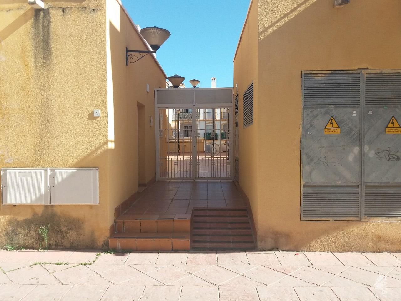 Piso en venta en Vera, Almería, Calle Celia Vias, 84.210 €, 2 habitaciones, 1 baño, 102 m2