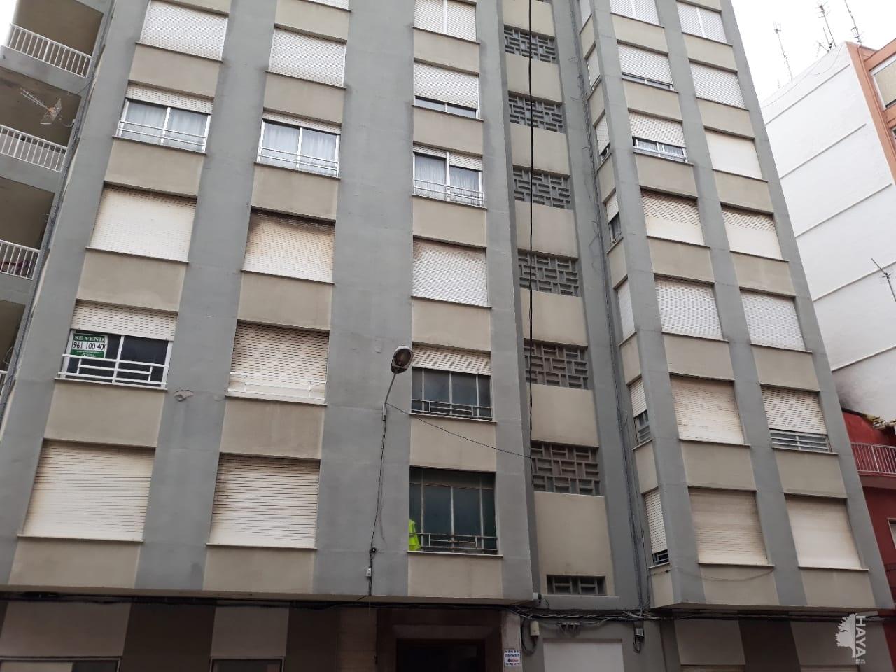 Piso en venta en Tavernes de la Valldigna, Valencia, Calle Major, 86.100 €, 4 habitaciones, 2 baños, 141 m2