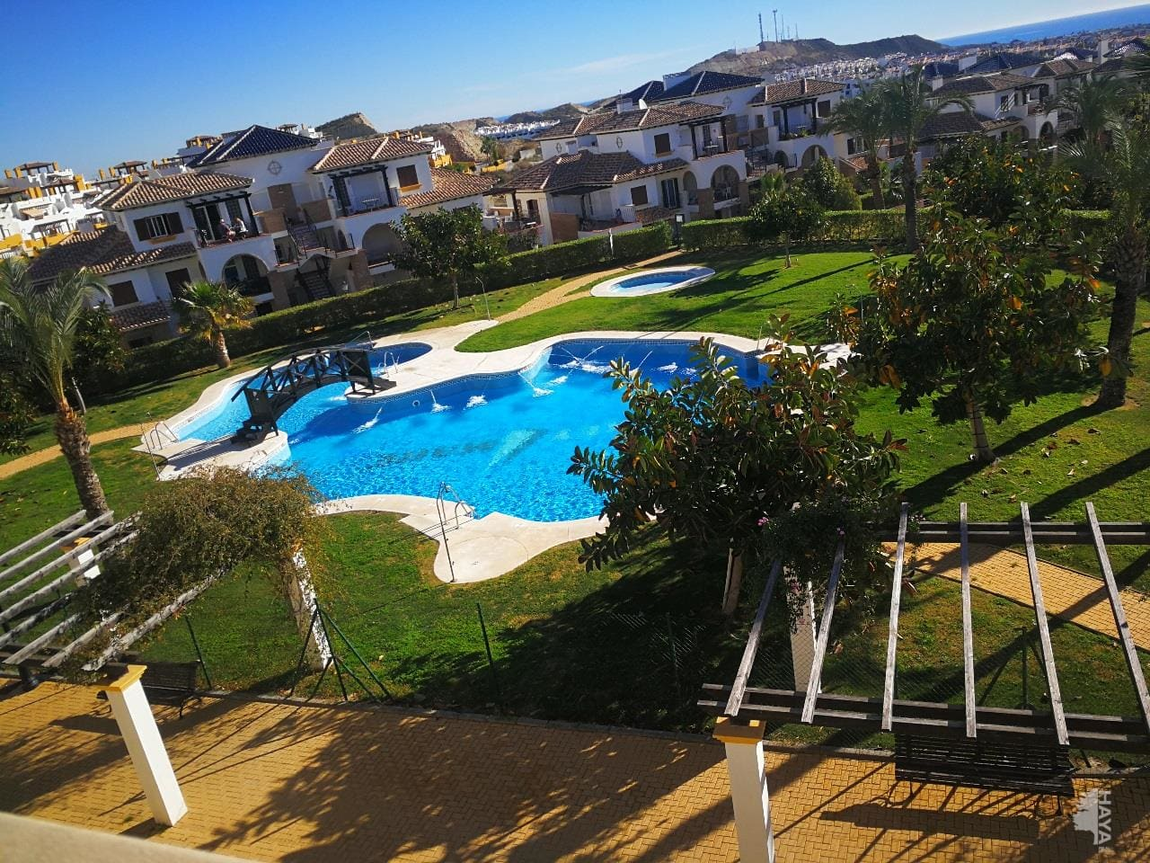 Piso en venta en Vera Playa, Vera, Almería, Calle Tomillo, 102.600 €, 2 habitaciones, 2 baños, 82 m2