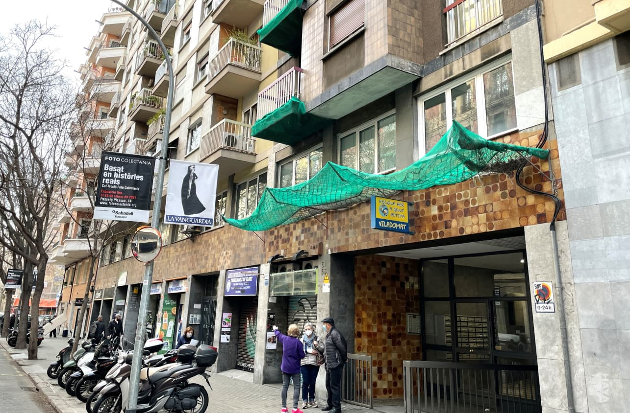 Local en venta en Eixample, Barcelona, Barcelona, Calle Viladomat, 462.100 €, 272 m2
