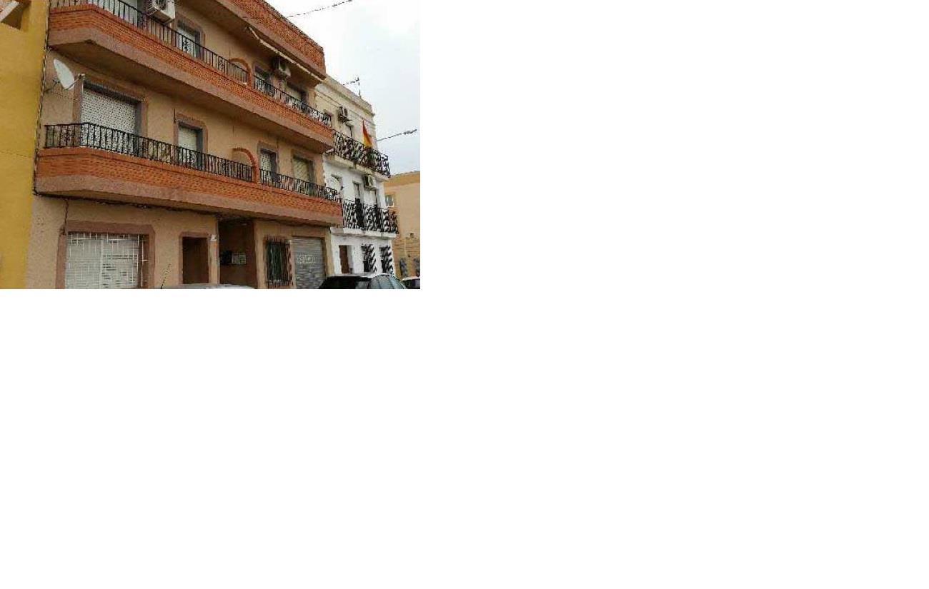 Piso en venta en El Parador de la Hortichuelas, Vícar, Almería, Calle Mulhacen, 60.200 €, 3 habitaciones, 2 baños, 91 m2