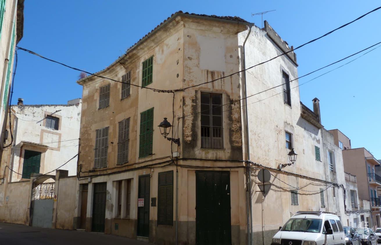 Piso en venta en Felanitx, Baleares, Calle Onofre Ferrandell, 120.890 €, 3 habitaciones, 1 baño, 154 m2
