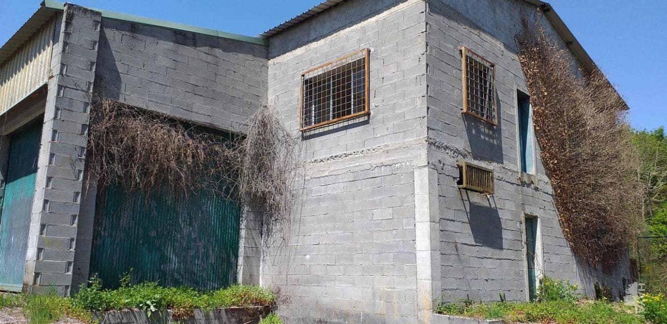 Industrial en venta en Baños de Molgas, Baños de Molgas, Ourense, Calle Salgueiros (de), 78.729 €, 1184 m2