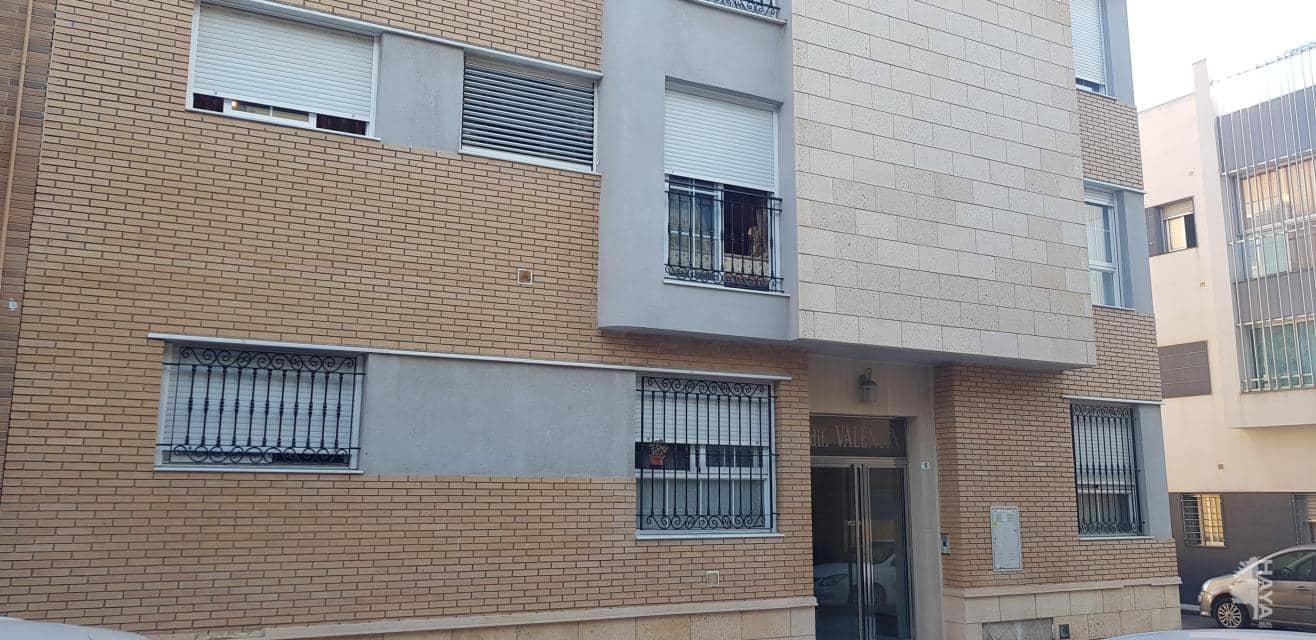 Piso en venta en El Parador de la Hortichuelas, Roquetas de Mar, Almería, Calle Olivo, 58.300 €, 2 habitaciones, 1 baño, 73 m2