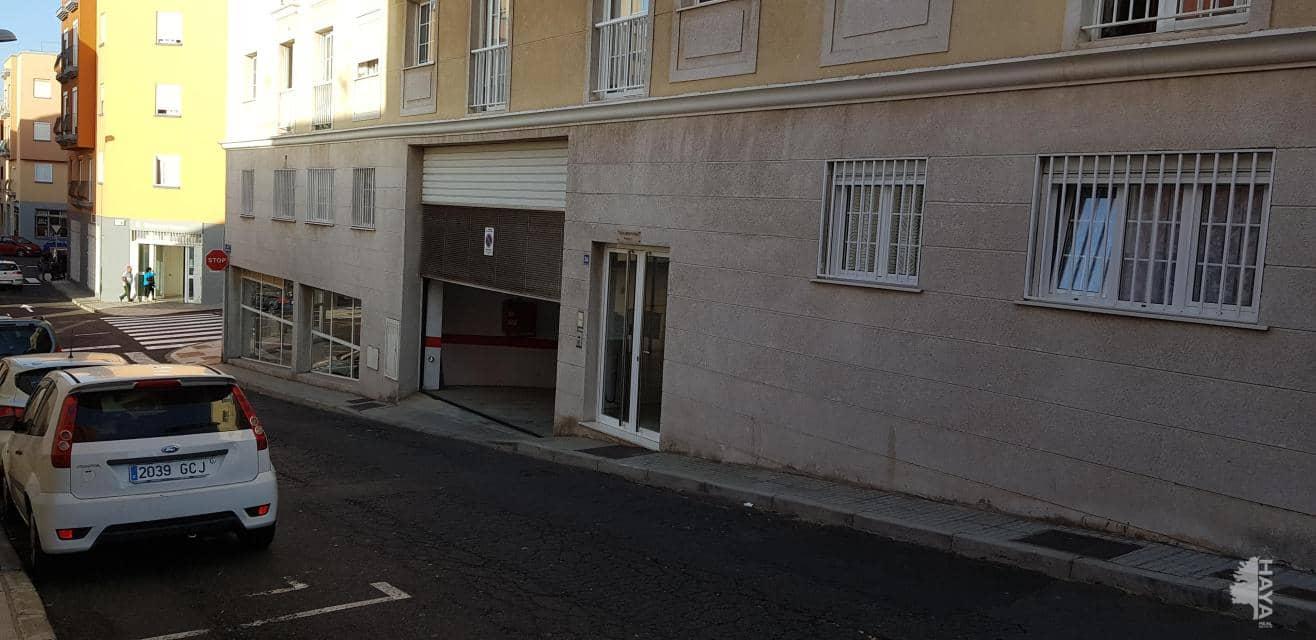 Parking en venta en Santa Cruz de Tenerife, Santa Cruz de Tenerife, Calle Juan Cabrera, 7.300 €, 15 m2