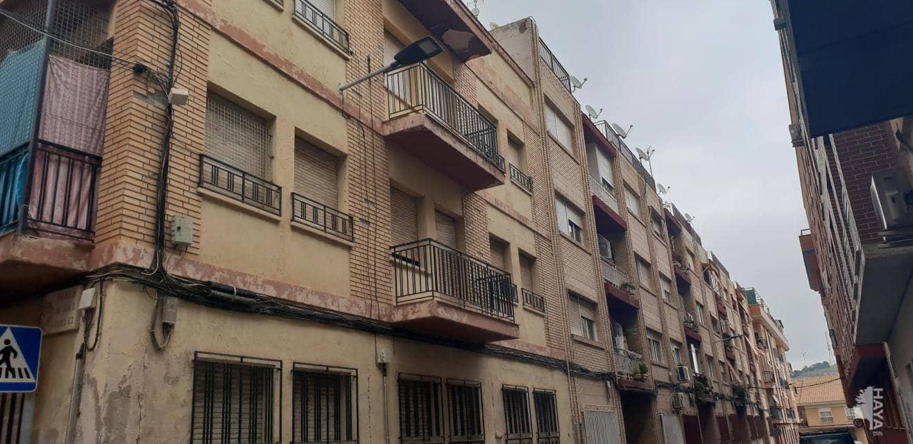 Piso en venta en Lorca, Murcia, Calle Angeles (de Los), 34.700 €, 3 habitaciones, 1 baño, 77 m2