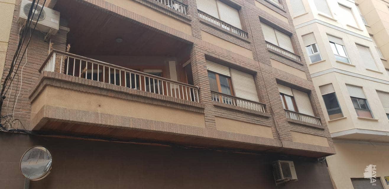 Piso en venta en Lorca, Murcia, Calle Jose Mouliaa, 111.300 €, 4 habitaciones, 2 baños, 105 m2
