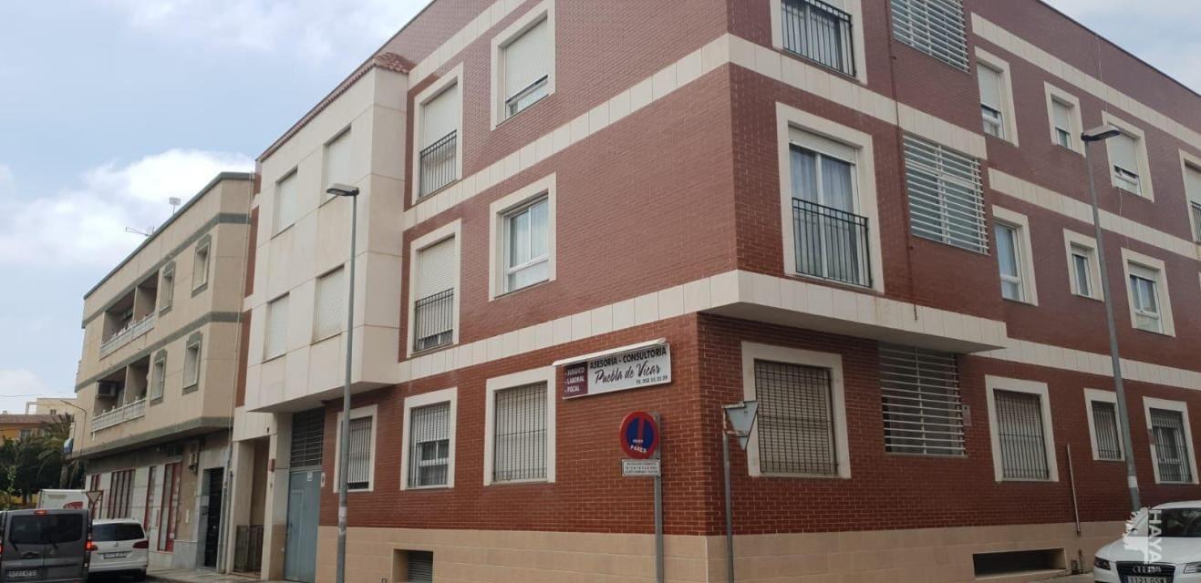 Piso en venta en La Puebla de Vícar, Vícar, Almería, Calle Vicasol, 83.600 €, 3 habitaciones, 2 baños, 99 m2