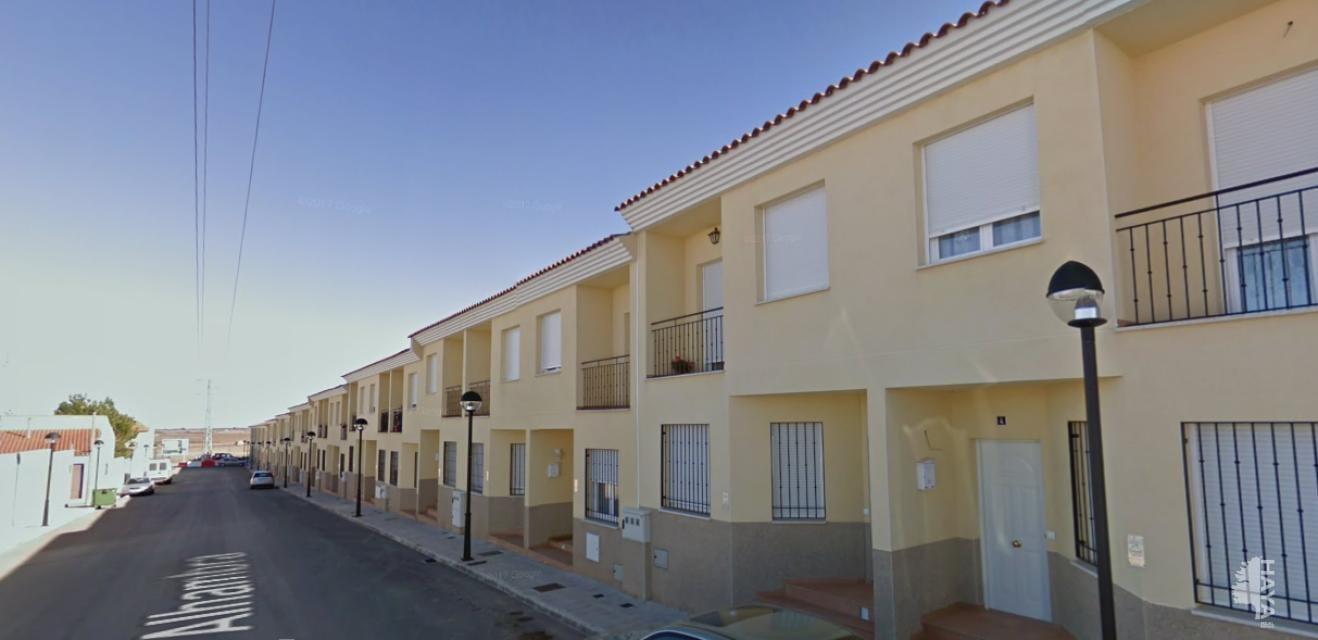 Casa en venta en Socuéllamos, Ciudad Real, Calle Alhambra, 57.500 €, 3 habitaciones, 1 baño, 90 m2