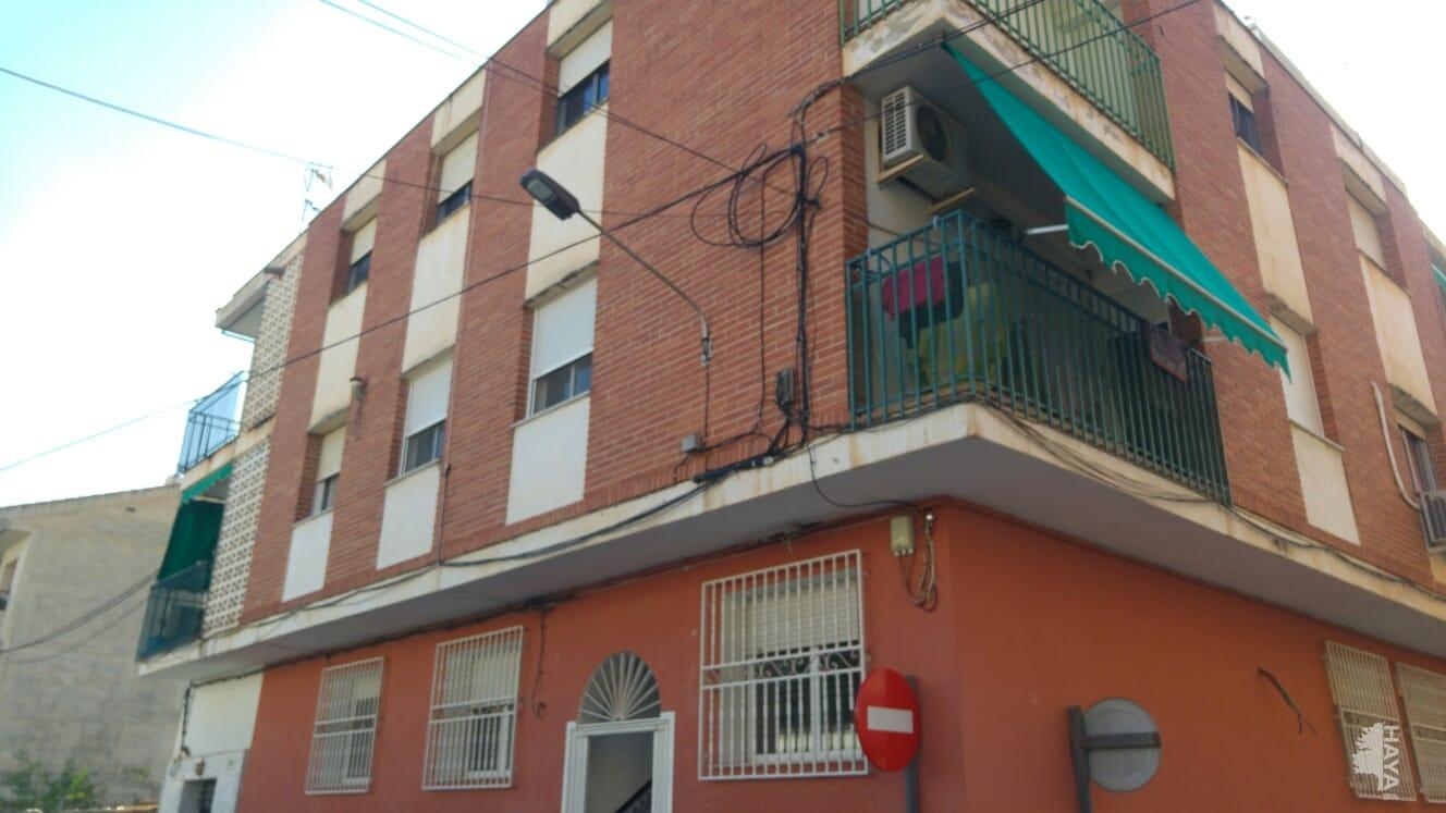 Piso en venta en Archena, Murcia, Calle Juan de la Cierva, 56.184 €, 3 habitaciones, 2 baños, 115 m2