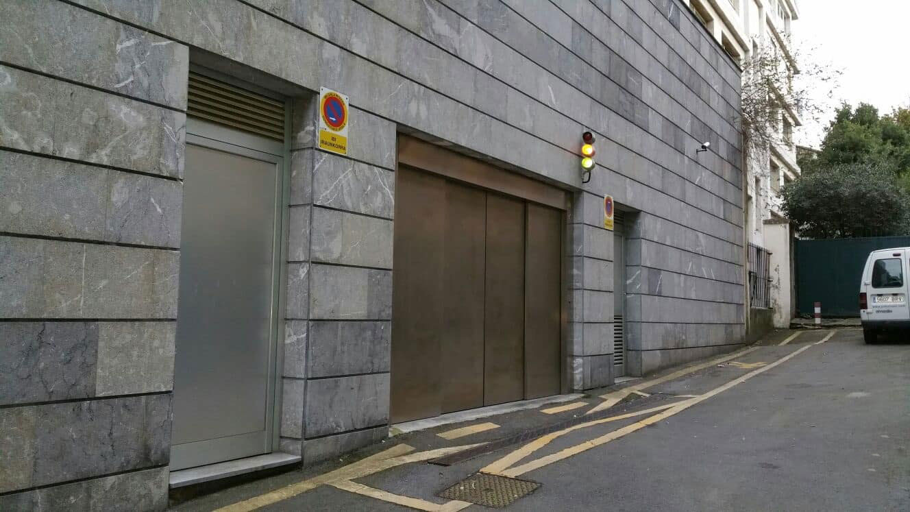 Parking en venta en Amara, Donostia-san Sebastián, Guipúzcoa, Calle Cuesta Aldapeta, 53.000 €, 28 m2