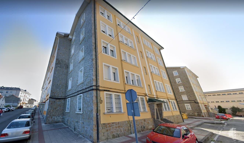 Piso en venta en Santa Icía, Narón, A Coruña, Calle Mestre Mateo, 45.100 €, 3 habitaciones, 1 baño, 91 m2