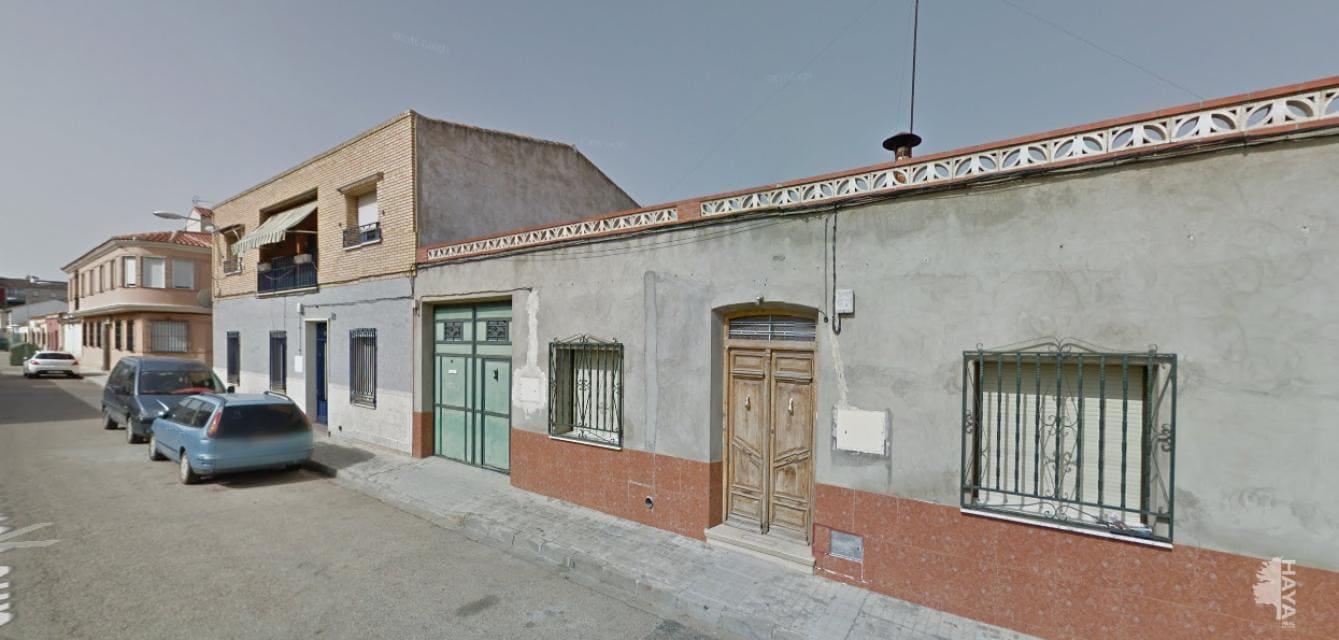 Piso en venta en Tomelloso, Ciudad Real, Calle Pedrero, 45.200 €, 2 habitaciones, 1 baño, 62 m2