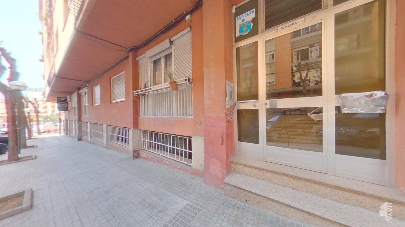 Piso en venta en Tarragona, Tarragona, Calle Joana Jugan, 83.600 €, 3 habitaciones, 1 baño, 84 m2