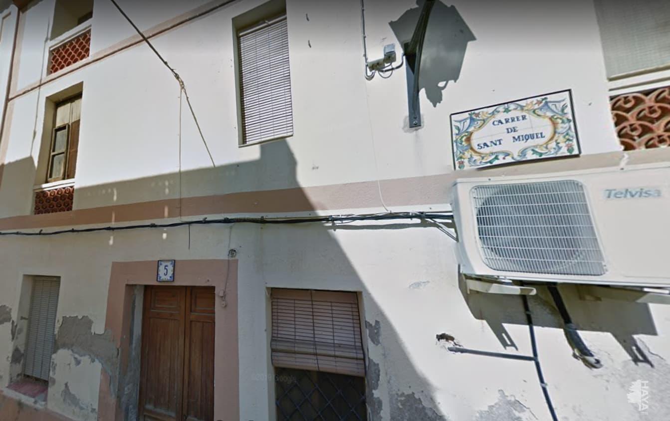 Casa en venta en L` Alqueria D`asnar, Alicante, Calle San Miguel, 87.750 €, 6 habitaciones, 2 baños, 300 m2