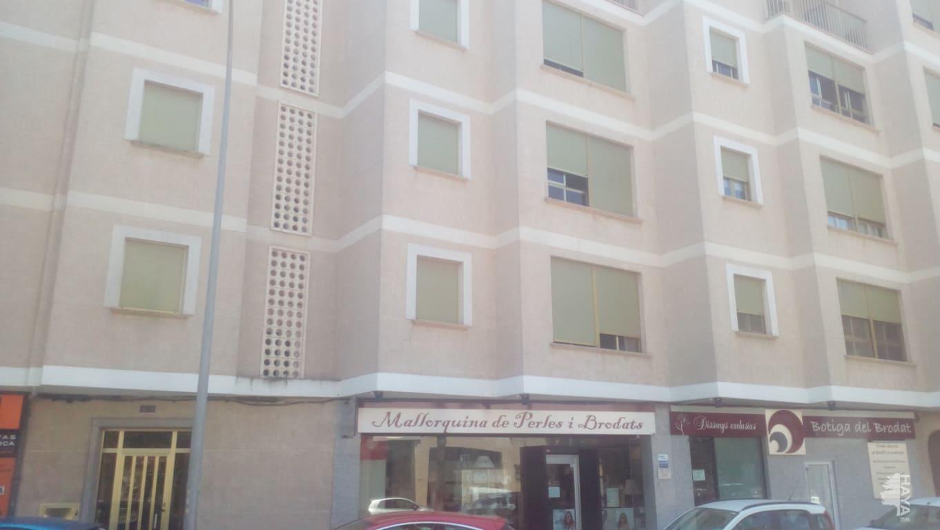 Piso en venta en Manacor, Baleares, Paseo Ferrocarril, 128.910 €, 3 habitaciones, 1 baño, 99 m2