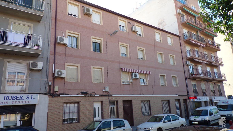 Piso en venta en Elche/elx, Alicante, Calle Antonio Brotons Pastor, 49.918 €, 2 habitaciones, 1 baño, 82 m2
