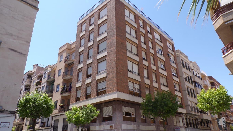 Piso en venta en Elche/elx, Alicante, Calle Quinto Albio Horacio, 32.211 €, 2 habitaciones, 1 baño, 75 m2