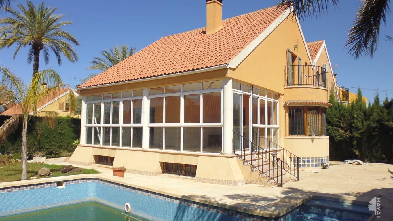 Casa en venta en Elche/elx, Alicante, Calle Interior, 183.430 €, 4 habitaciones, 2 baños, 250 m2