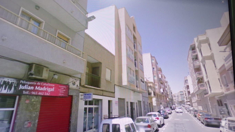Piso en venta en Elche/elx, Alicante, Calle Antonio Martinez Garcia, 82.100 €, 3 habitaciones, 2 baños, 104 m2