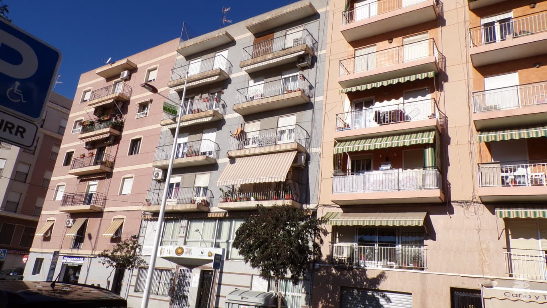 Piso en venta en Elche/elx, Alicante, Calle Emilio Hernandez Selva, 54.688 €, 3 habitaciones, 1 baño, 109 m2