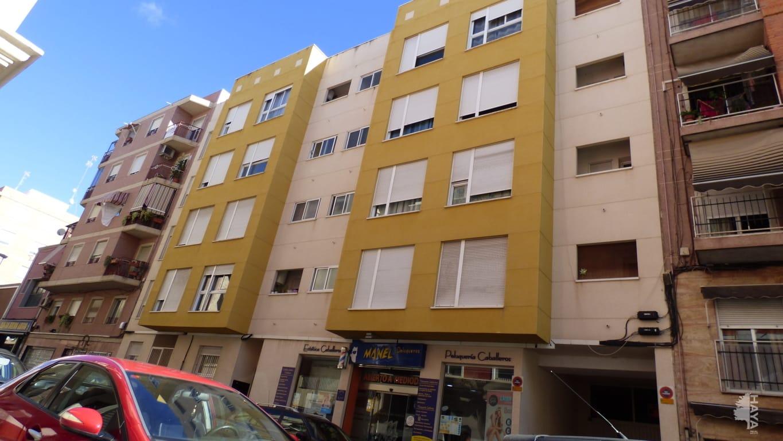 Piso en venta en Elche/elx, Alicante, Calle Federico García Lorca, 101.898 €, 3 habitaciones, 1 baño, 96 m2