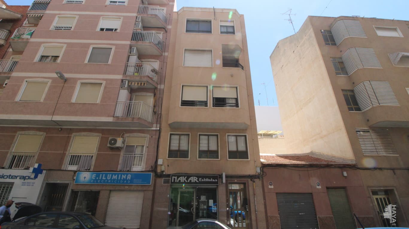 Piso en venta en Elche/elx, Alicante, Calle Jose Navarro Orts, 73.973 €, 1 baño, 117 m2