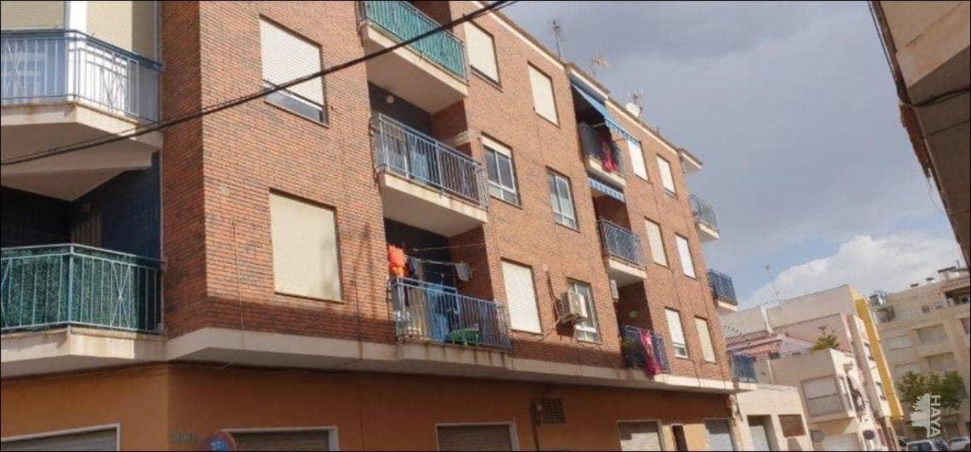 Piso en venta en Aspe, Alicante, Calle Jose Vicedo, 62.000 €, 4 habitaciones, 1 baño, 89 m2