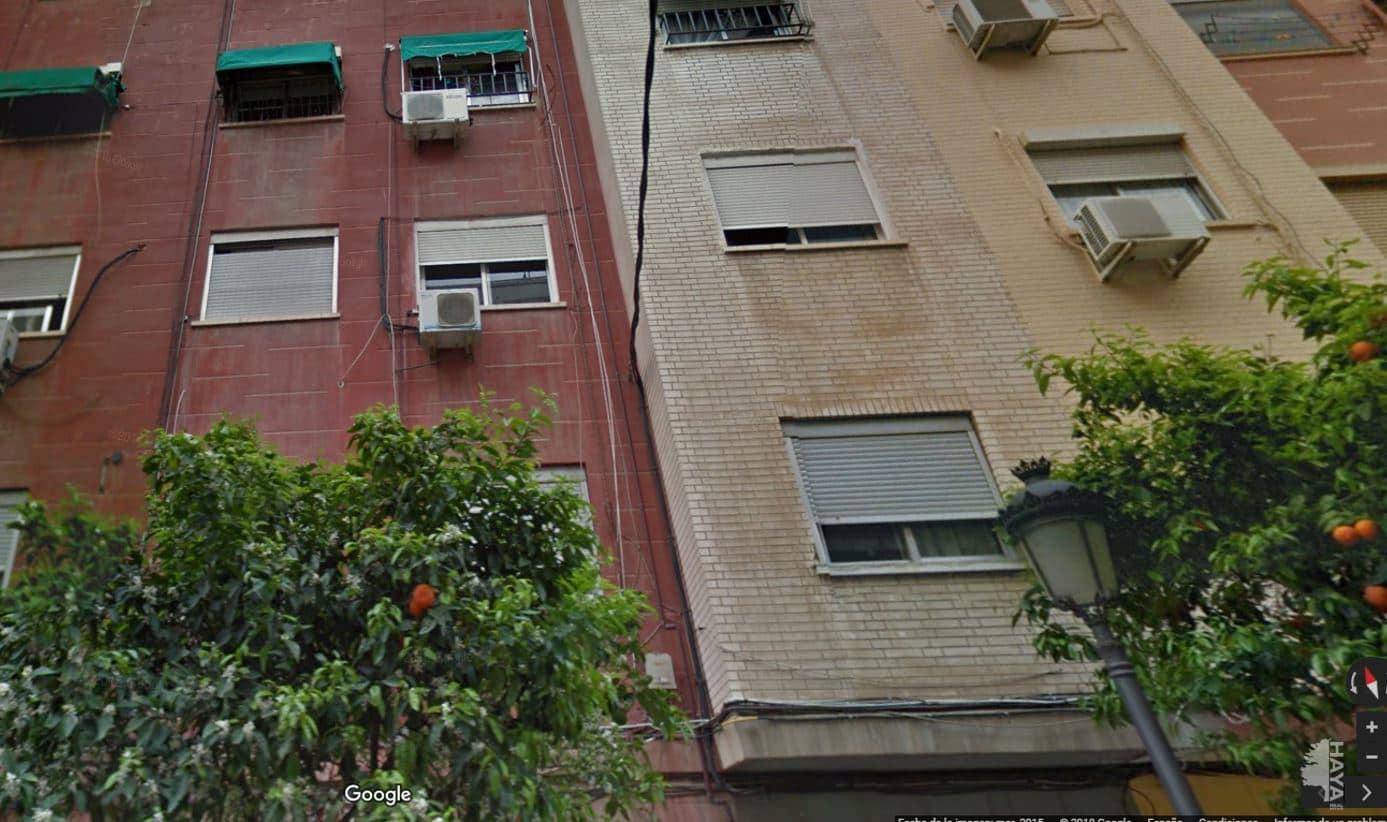 Piso en venta en Rascanya, Valencia, Valencia, Calle San Juan de la Peña, 23.010 €, 3 habitaciones, 1 baño, 63 m2