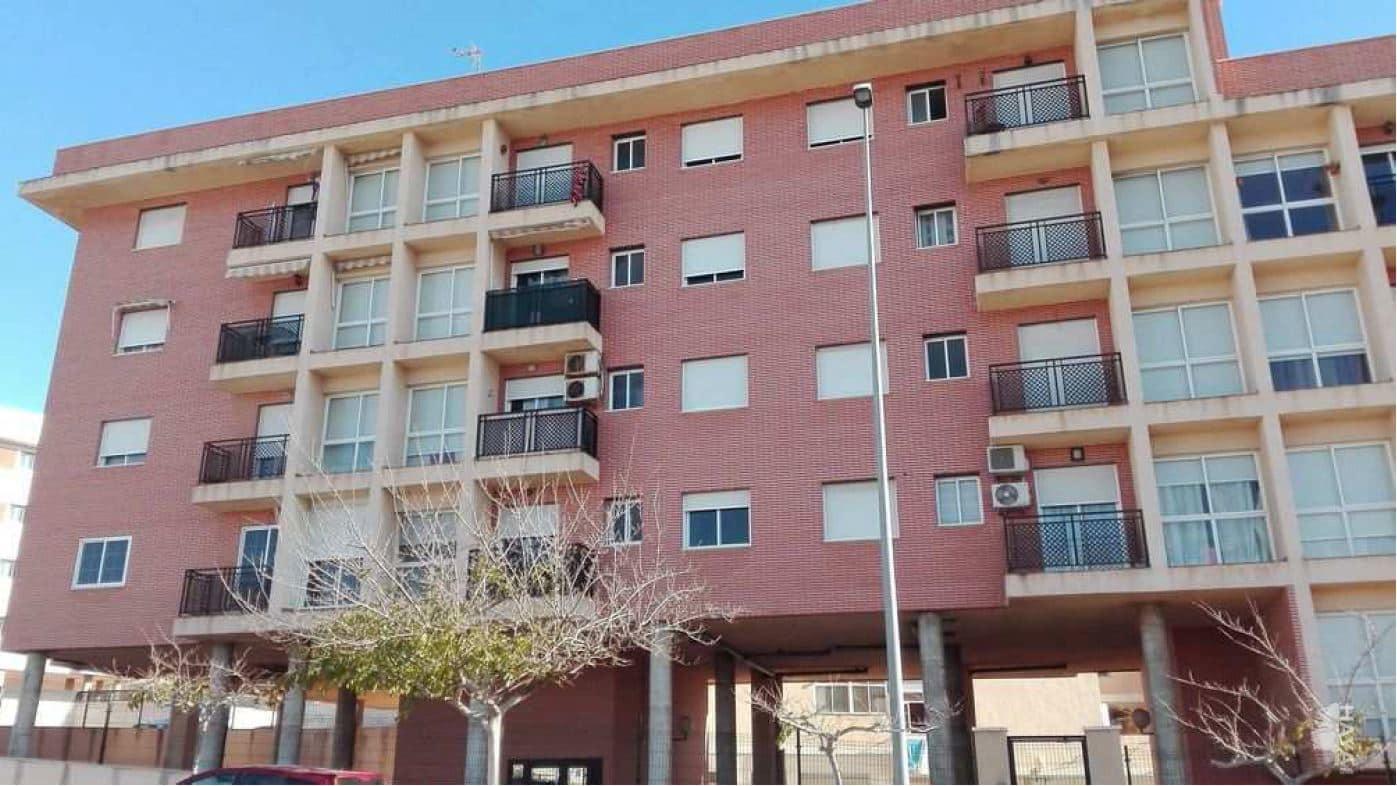 Piso en venta en Cartagena, Murcia, Camino A la Escuela, 115.000 €, 3 habitaciones, 1 baño, 99 m2