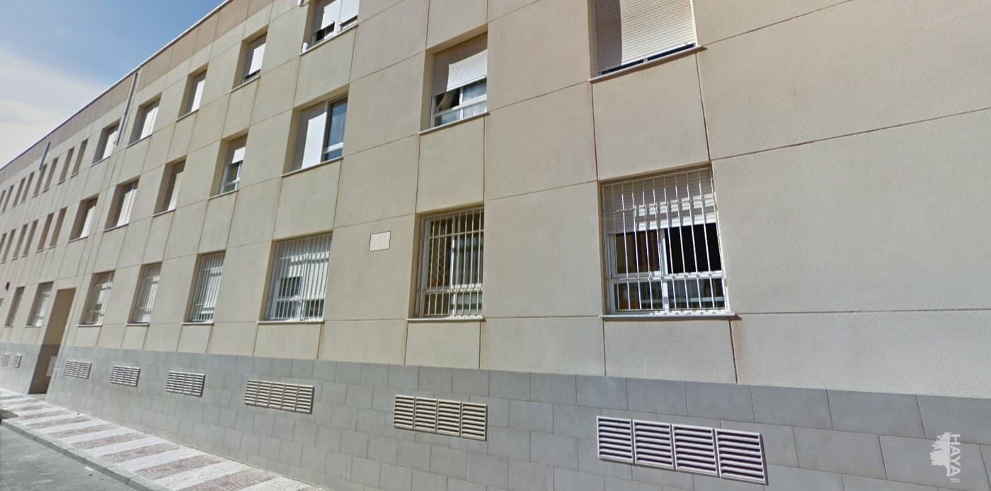 Piso en venta en Los Depósitos, Roquetas de Mar, Almería, Calle Ismael Merlo (r), 64.800 €, 2 habitaciones, 1 baño, 100 m2