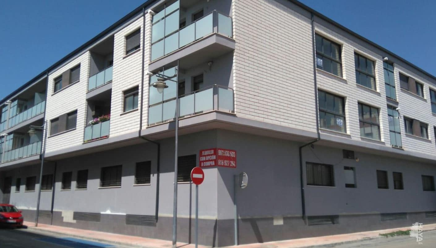 Piso en venta en Alginet, Valencia, Calle Quevedo, 305 €, 3 habitaciones, 2 baños, 113 m2