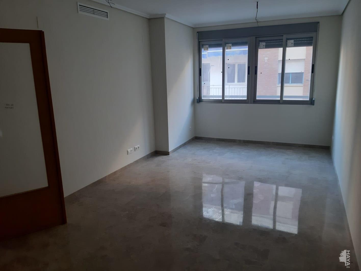 Piso en venta en Carlet, Valencia, Calle Cl, 74.000 €, 3 habitaciones, 1 baño, 117 m2